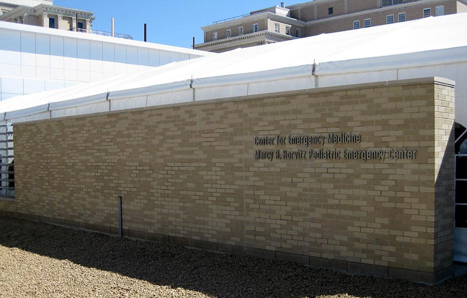 Healthcare University Hospitals Panzica Construction