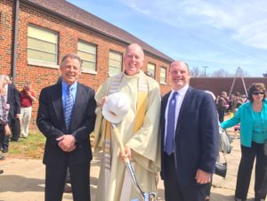 St. Joseph's Parish Breaks Ground