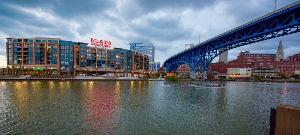 The Flats Apartments Cleveland Ohio