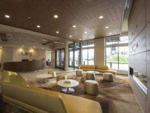 FLATS lobby