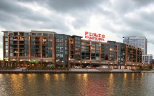 Flats East Bank Apartments Panzica Construction