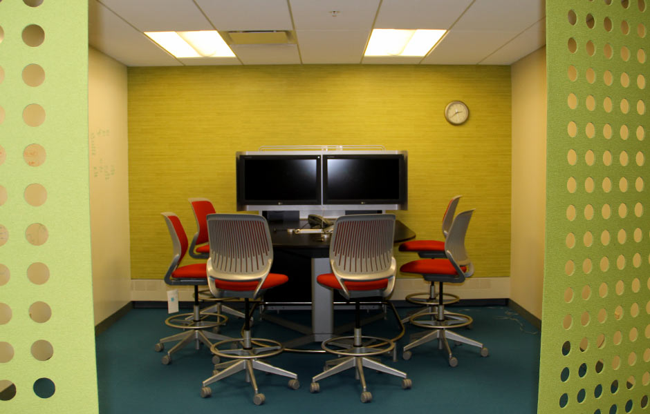 Corporate Offices - BrandMuscle Interior - Panzica Construction