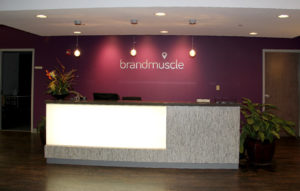 Corporate Offices - BrandMuscle Interior - Panzica Construction
