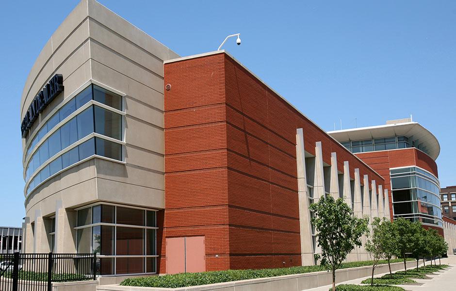 Corporate Offices - Plain Dealer Exterior - Panzica Construction