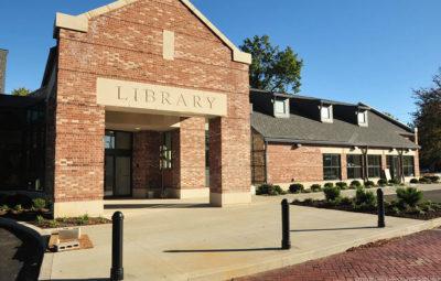 Cultural - South Euclid Public Library - Panzica Construction