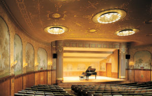 Cultural - Cleveland Severance Hall Chamber - Panzica Construction