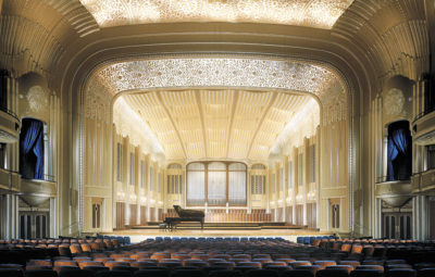 Cultural - Cleveland Severance Hall Concert - Panzica Construction