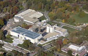 Cultural - Cleveland Museum Art Aerial - Panzica Construction