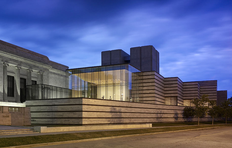 Cultural - Cleveland Museum Art Night - Panzica Construction