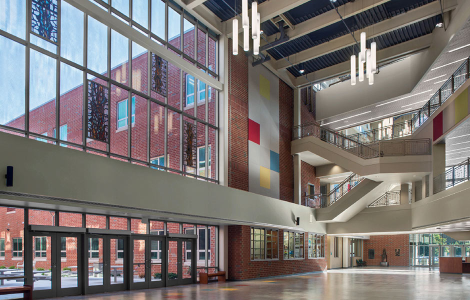 Education Akron Public Schools - Panzica Construction