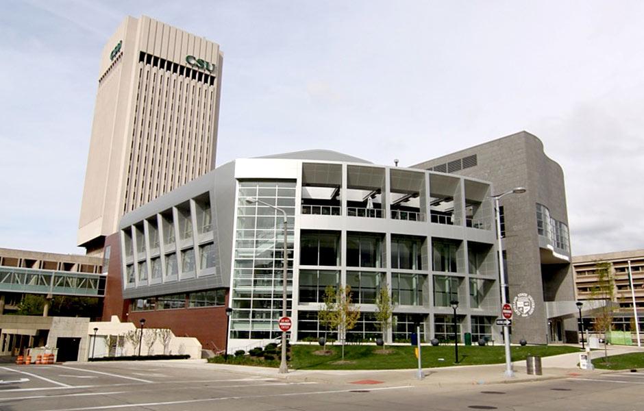 Education Cleveland State University - Panzica Construction