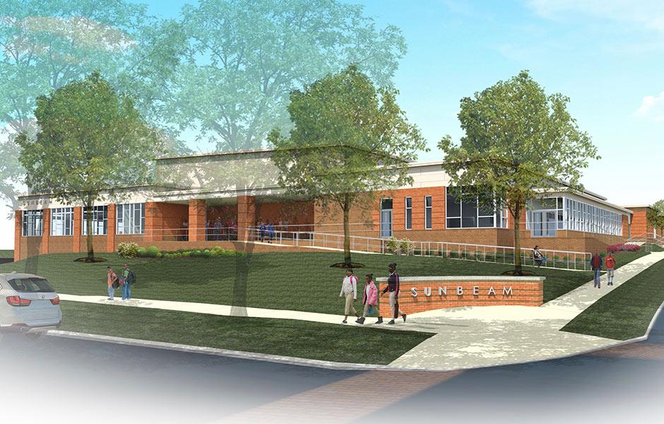 CMSD Sunbeam School - Panzica Construction