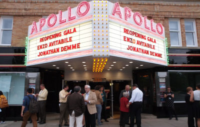 Historic Oberlin Ohio Apollo - Panzica Construction