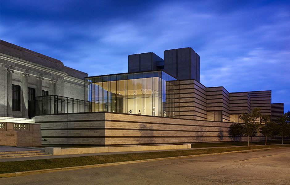 Historic Cleveland Museum of Art - Panzica Construction