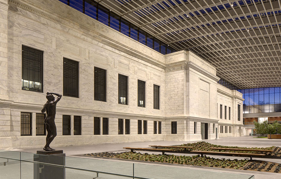 Historic Cleveland Museum of Art - Panzica Construction
