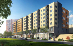 Hotels - Centric Rendering - Panzica Construction