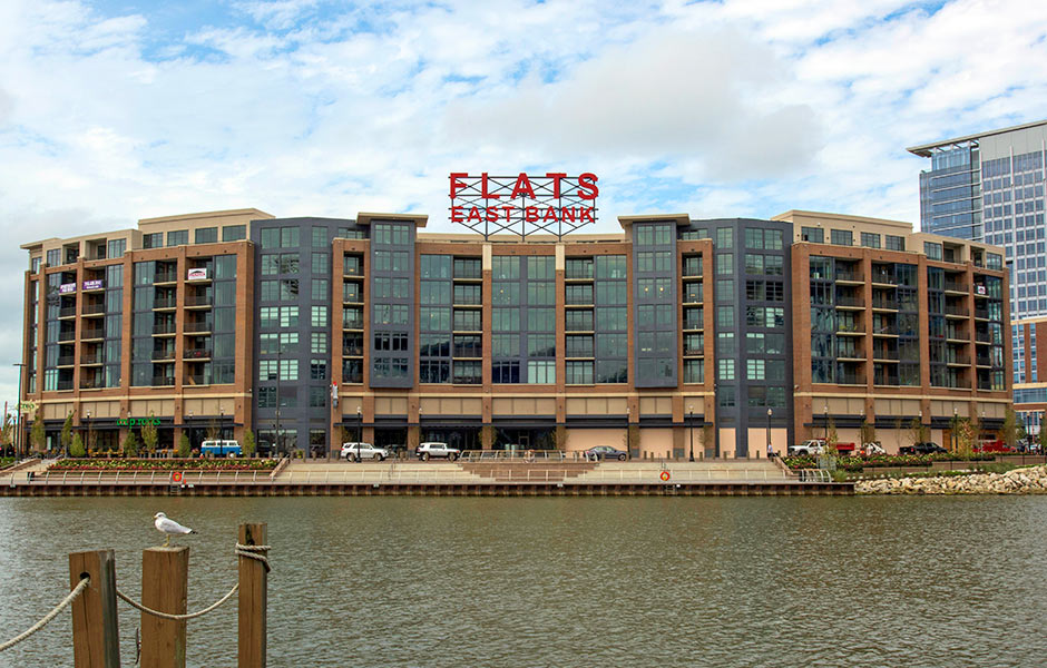Hotels - Flats East Bank Apartments - Panzica Construction