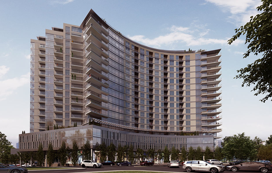 View Larger Image Hotels One University Circle Panzica Construction
