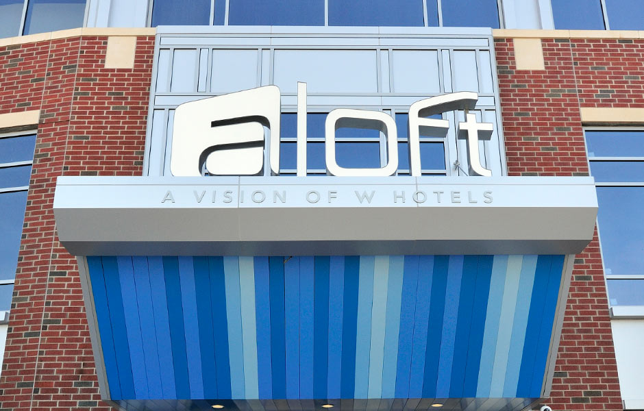Hotels - Aloft - Panzica Construction