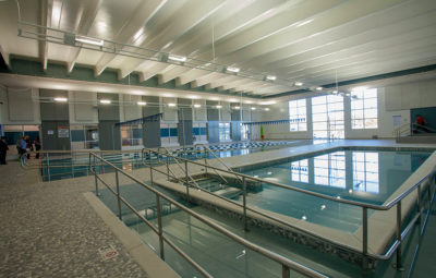 Sports-Recreation Beacon Interior Pool Panzica Construction