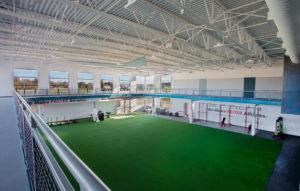 Sports-Recreation Beacon Interior track Panzica Construction