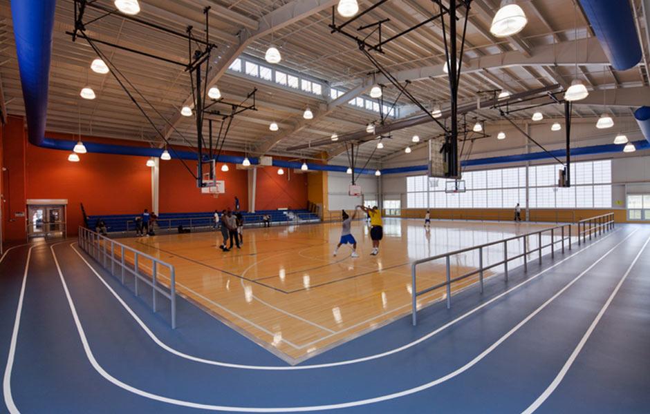 Sports-Recreation - Collinwood Rec Gym - Panzica Construction