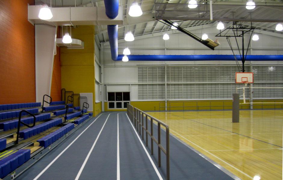 Sports-Recreation - Collinwood Rec Track - Panzica Construction