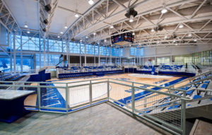 Sports-Recreation - Gilmour Rec Gym - Panzica Construction