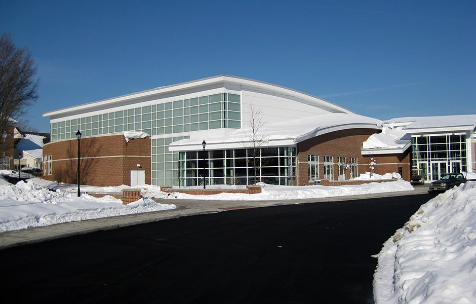 Sports-Recreation - Gilmour Rec Exterior - Panzica Construction