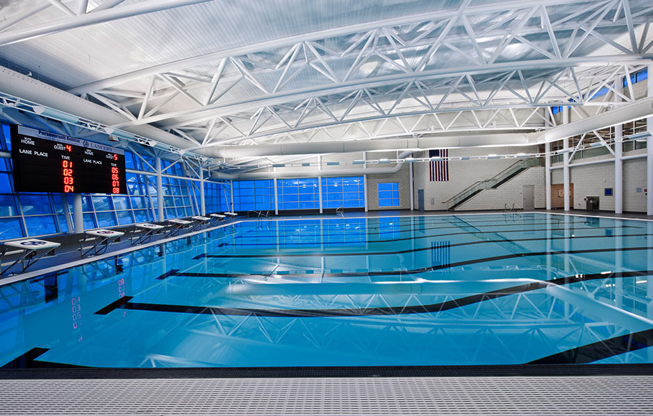 Sports-Recreation - Gilmour Pool Side - Panzica Construction