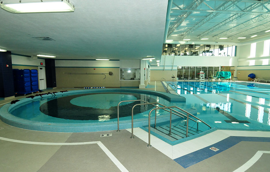 Sports-Recreation - Tri-C Pool - Panzica Construction