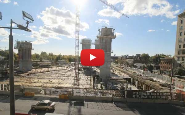 Intro Time-lapse - Mass Timber Build